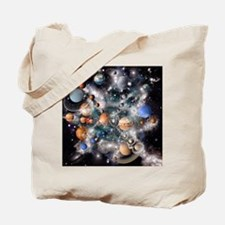 Solar system planets - Tote Bag