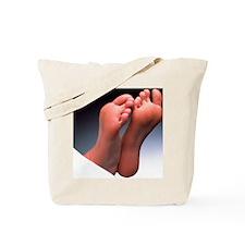 Soles of feet - Tote Bag