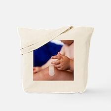 Sore knee - Tote Bag