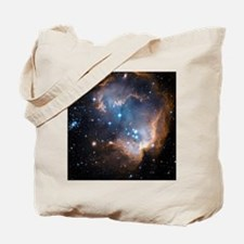 Starbirth region NGC 602 - Tote Bag