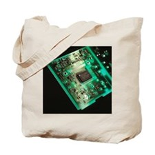 Computer circuit board - Tote Bag