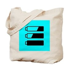 Battery level indicator - Tote Bag