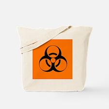 Biohazard sign - Tote Bag