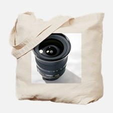 Wide-angle zoom camera lens - Tote Bag