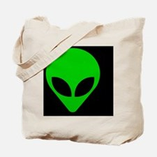 Alien face - Tote Bag