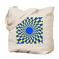 Peripheral drift illusion - Tote Bag