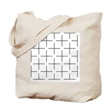 Ehrenstein illusion - Tote Bag