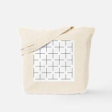 Ehrenstein illusion - Tote Bag