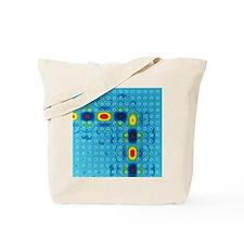 Photonic crystal waveguide - Tote Bag