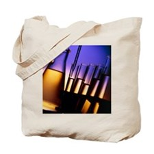 test tubes - Tote Bag