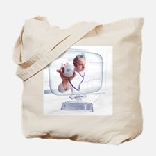 Electronic doctor - Tote Bag