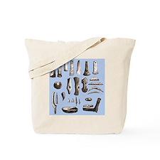 Prehistoric stone tools - Tote Bag