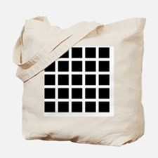 Hermann grid - Tote Bag