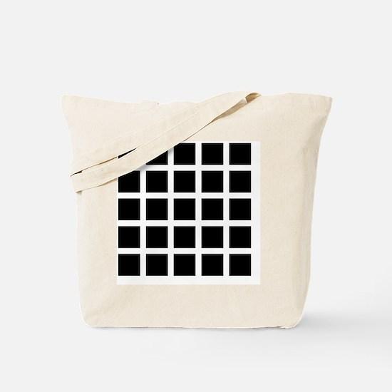 Hermann grid - Tote Bag