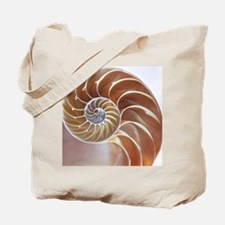 Nautilus shell - Tote Bag