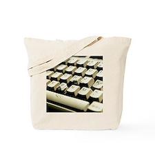 Smashed keyboard - Tote Bag