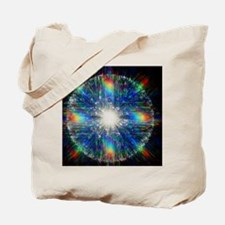 Optical fibres, special effects photo - Tote Bag
