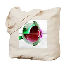 Human eye - Tote Bag