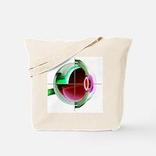 Human eye - Tote Bag