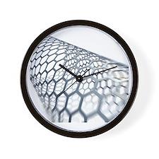 Carbon nanotube - Wall Clock