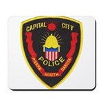 Pierre Police Mousepad