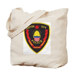 Pierre Police Tote Bag