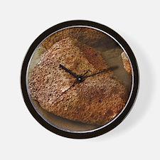 Instant coffee granule SEM - Wall Clock