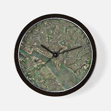 Southampton, UK, aerial photograph - Wall Clock