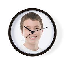 Teenage boy - Wall Clock