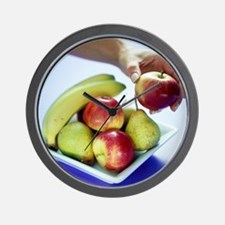 Assorted fruit - Wall Clock