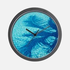 Water ripples - Wall Clock