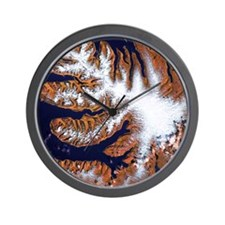 West Fjords, Iceland - Wall Clock
