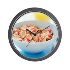 Cereal - Wall Clock