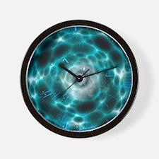 Wormhole, artwork - Wall Clock