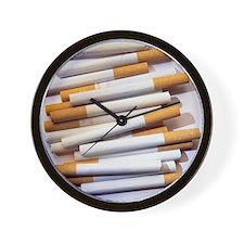 Cigarettes - Wall Clock