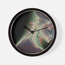 Broken neck - Wall Clock