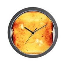 Buttered toast - Wall Clock