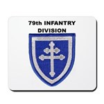 79TH INFANTRY DIVISION Mousepad