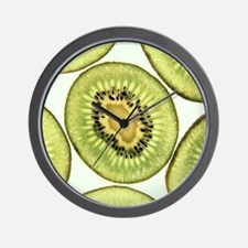 Kiwi fruit - Wall Clock