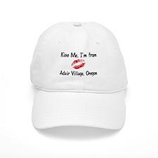 Adair Village - Kiss Me Baseball Baseball Cap