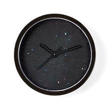 Auriga constellation - Wall Clock