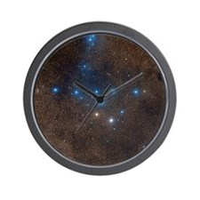 Coathanger star cluster - Wall Clock