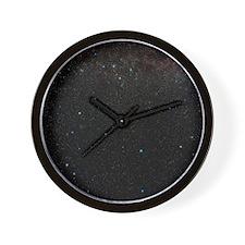 Andromeda constellation - Wall Clock
