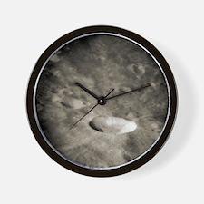 Far side of the Moon, Apollo 11 - Wall Clock