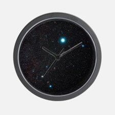 Canis Major constellation - Wall Clock
