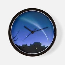 Artwork of a comet - Wall Clock