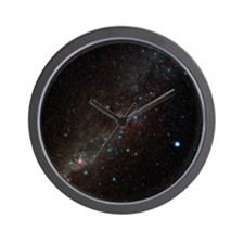 Carina constellation - Wall Clock