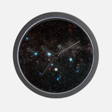 Cassiopeia constellation - Wall Clock