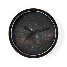 Crux constellation - Wall Clock
