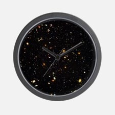 Hubble Ultra Deep Field galaxies - Wall Clock